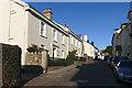 SX6987 : Mill Street, Chagford by Alan Hunt