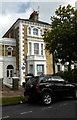 TV6198 : Lewis Carroll Blue Plaque at  7 Lushington Road by PAUL FARMER