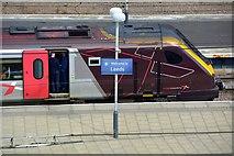 SE3033 : New Station Street, Leeds by Mark Stevenson