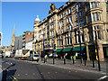 NZ2463 : The County Hotel, Neville Street, Newcastle by John Lucas