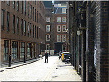 TQ3382 : Blossom Street, Shoreditch by Stephen McKay