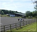 SP0704 : The Talland School of Equitation by Russel Wills