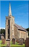 NY6565 : St Cuthbert's Church, Greenhead - August 2016 (3) by The Carlisle Kid