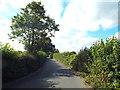 TQ3959 : Fairchildes Lane, near Warlingham by Malc McDonald