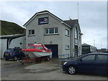 ND1070 : Lifeboat Station, Scrabster  by JThomas