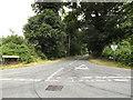 TL9775 : Market Weston Road, Hepworth by Adrian Cable