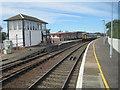 NX1998 : Girvan railway station, Ayrshire by Nigel Thompson