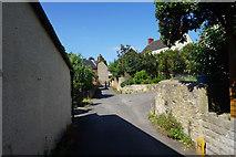 ST7693 : Valley Road, Wotton-under-Edge by Bill Boaden