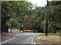 TQ3764 : Shirley Church Road, near Addington by Malc McDonald