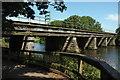 SX8061 : Railway bridge over the Dart by Derek Harper