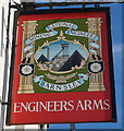 SE3107 : Engineers Arms, Higham by Ian S