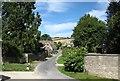 SO9905 : Daglingworth village by David Purchase