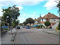 TQ3765 : Tideswell Road, Shirley by Malc McDonald