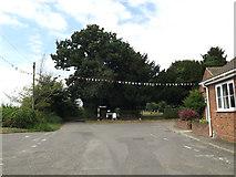 TM0890 : Church Street, New Buckenham by Adrian Cable