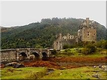 NG8825 : Eilean Donan Castle by Bill Henderson