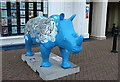 SX9163 : Spike the rhino by Derek Harper
