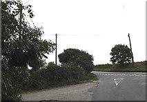 TG0822 : Kerdiston Road, Pettywell by Geographer