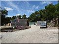 SZ0187 : Baden Powell Outdoor Centre - Brownsea Island by Chris Allen