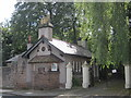 SJ4287 : Reynolds Park Lodge by Sue Adair