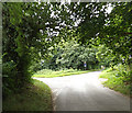 TG0921 : Mill Road, Whitwell by Adrian Cable