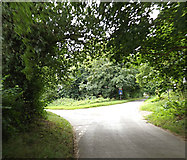 TG0921 : Mill Road, Whitwell by Geographer