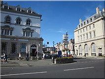 SH7882 : Mostyn Street Llandudno Near HSBC Bank by Roy Hughes