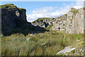 SX5673 : Foggintor Quarry, Dartmoor by Alan Hunt