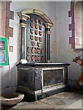 NY6820 : Monument to Lady Anne Clifford (1590-1676) by Rose and Trev Clough