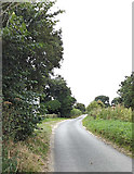 TG0921 : Mill Road & footpath by Geographer