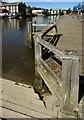 SX8059 : Timber by the Dart, Totnes by Derek Harper
