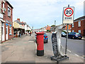 SX9091 : Large Fish in Wardrew Road by Des Blenkinsopp