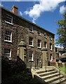 SX8060 : House on Church Close, Totnes by Derek Harper