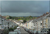 SS6188 : Woodville Road, Mumbles by john bristow