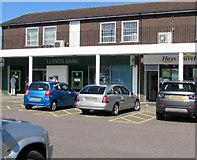 SX9192 : Lloyds Bank, St Thomas, Exeter by Jaggery