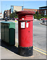 TA0928 : Postbox on Queen Street, Hull by JThomas