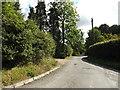 TM0669 : Church Lane, Finningham by Geographer