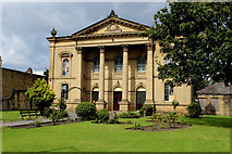 SE1431 : Methodist Church in Great Horton by Chris Heaton