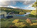 NH4259 : Loch na Cròic by valenta