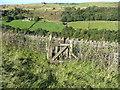 SE0228 : Gate on Wadsworth FP55, Midgley by Humphrey Bolton