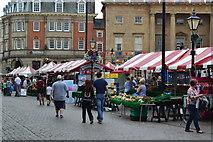SK7953 : Market, Newark on Trent by David Martin