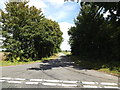 TM0370 : West Hall Road, Allwood Green by Geographer