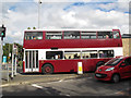 SE2635 : A Wigan bus in Leeds by Stephen Craven