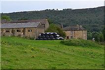 SK2375 : Knouchley Farm by David Martin