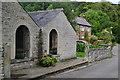 SK2375 : Stoney Middleton Roman Baths by David Martin
