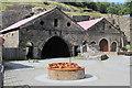 SO2409 : Cast Houses, Blaenavon Ironworks by M J Roscoe