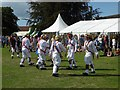 SO9036 : Morris men at Twyning Fete by Philip Halling