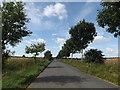 TL9570 : C645 Walsham Road, Ixworth by Adrian Cable