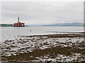 NH6968 : Cromarty Firth from the Shore at Invergordon by David Dixon