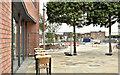 J3674 : CS Lewis Square, Belfast - September 2016(1) by Albert Bridge