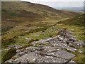 SH6636 : Above Cwm Moch by Chris Andrews